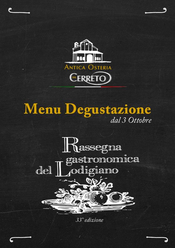 Rassegna Gastronomica del Lodigiano 2021